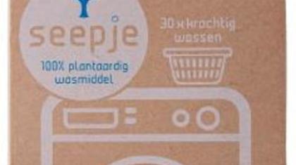 Seepje Wasmiddel review